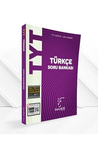 Karekök Yayınları Yks Tyt Türkçe Soru Bankası