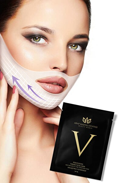 Arap Makyaj Dünyası Tekli Gıdık Maskesi