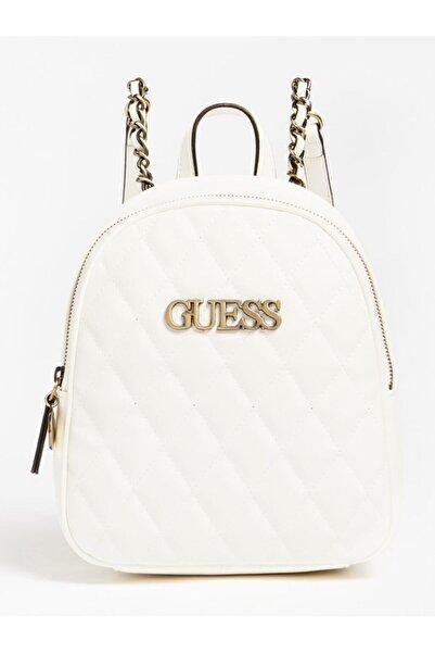 Guess Paladıno Mini Backpack Beyaz(22X21X9 CM)
