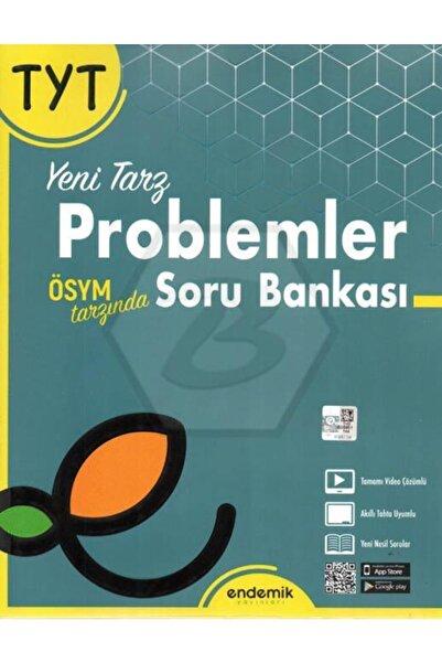 Endemik Yayınları 2022 Tyt Yeni Tarz Problemler Soru Bankası