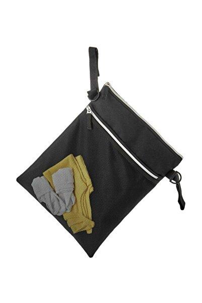 Urz Store Islak Kuru Bebek Bakım Çantası Su Geçirmez Temiz Kıyafet Çantası Travel Wet Dry Bag