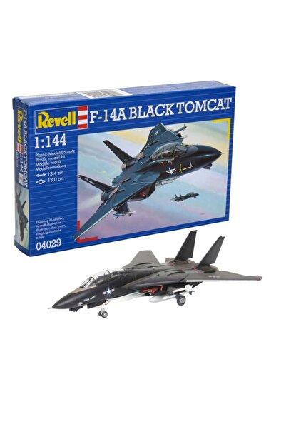 REVELL Maket Seti 1:144 F 14a Tomcat Black Bunny 4029