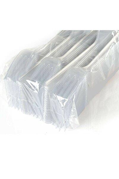 büyük ofis kurumsal tedarik hizmetleri B-fix Plastik Çatal 100 Adet