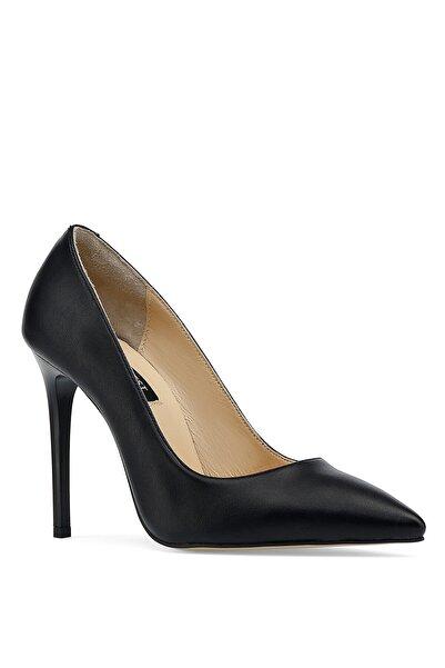 Nine West Tulena 1pr Siyah Kadın Gova Ayakkabı