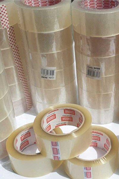 Cassa Koli Bandı 45mm X 100 Mt Şeffaf 24'lü A Kalite Koli Bant (9680)
