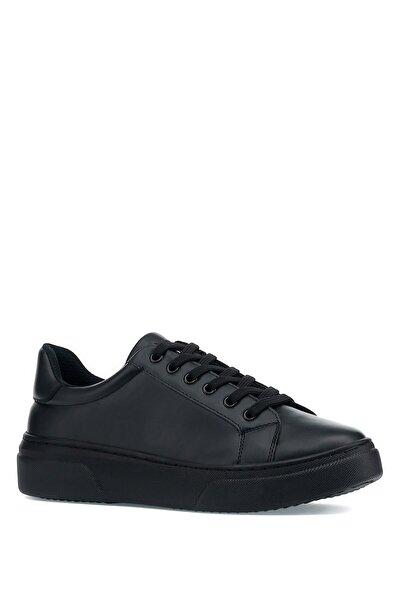 İnci Baısy.z 1pr Siyah Kadın Sneaker