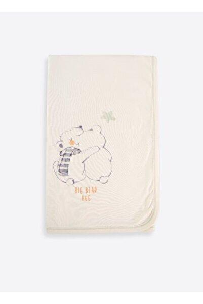 kitikate Organik Big Bear Battaniye S27825