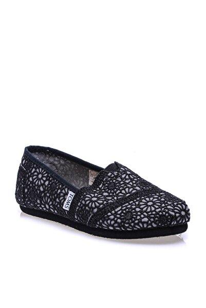 Toms Siyah Unisex Çocuk Ayakkabı 10002623