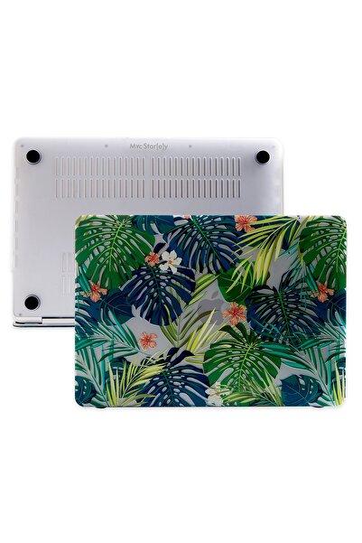 Mcstorey Macbook Pro Kılıf 13inc Hardcase A1706 A1708 A1989 A2159 A2251 A2289 A2338 Kılıf Flower01nl 1886