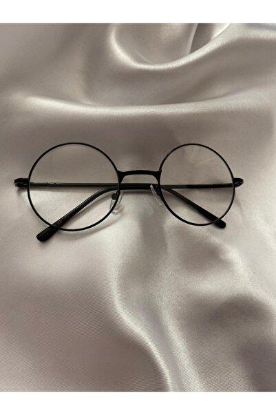 MOMSTAR Siyah Harry Potter Imaj Gözlüğü