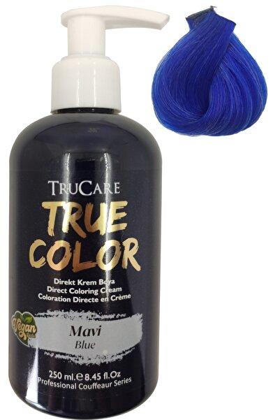 Trucare Vegan Saç Boyası Mavi 250 ml