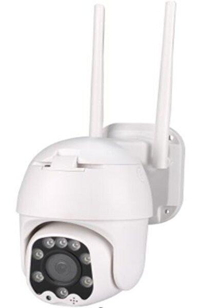 Powermaster Pm-6377 1080p Wıfı Iki Yollu Audıo Ip Kablosuz Dome Kamera