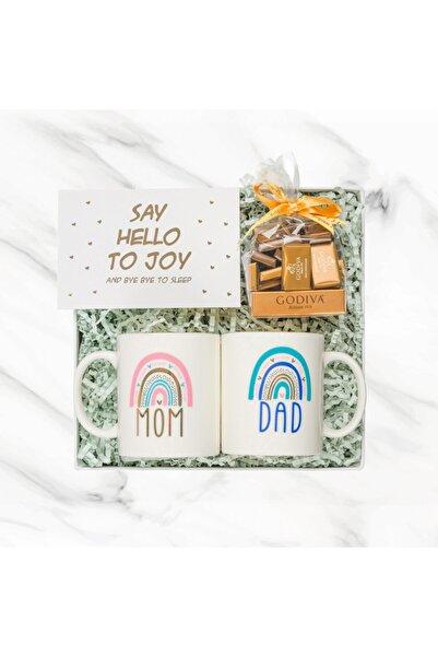 Hellobox Yeni Anne Ve Yeni Baba Hediyesi / Mum To Be / Dad To Be / Yeni Doğan Bebek Hediyesi