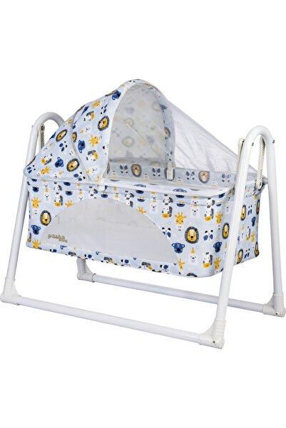 Pashababy Pasha Baby Lüx Sallanır Anne Yanı Portatif Comfort Beşik Hamak Beşik