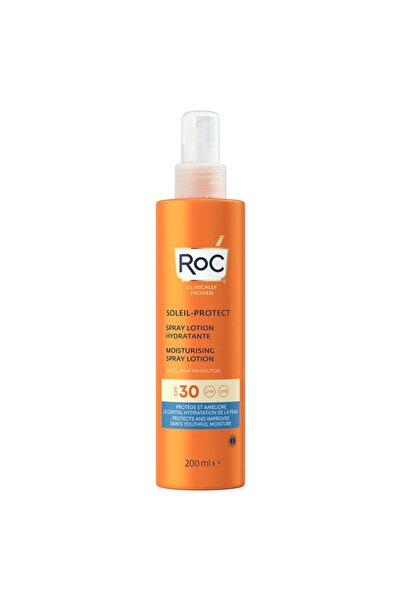 Roc Soleil Protect Spray Lotion Spf 30 200 Ml