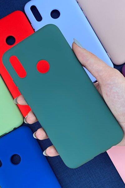 MM KILIF AKSESUAR Huawei Psmart 2019 Uyumlu  Silikon Lansman Kılıf