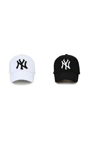 QUATEX Ny New York 2'li Unisex Set Şapka