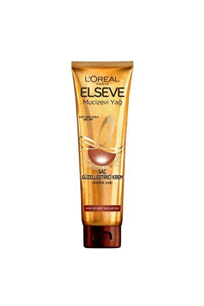 L'Oreal Paris Elseve Mucizevi Yağ Saç Güzelleştirici Krem 150 ml