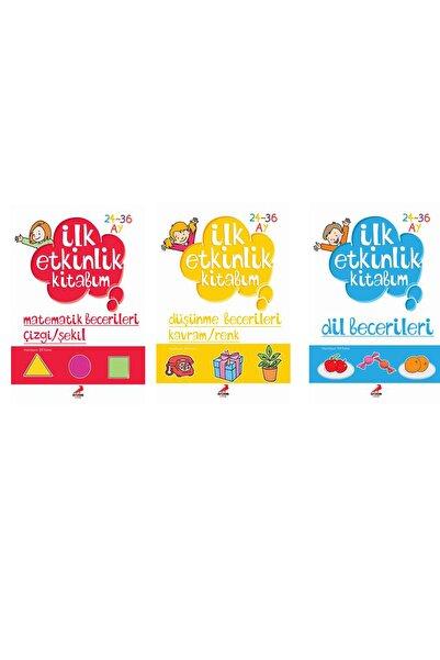 Erdem Yayınları Ilk Etkinlik Kitaplarım 3 Lü Set