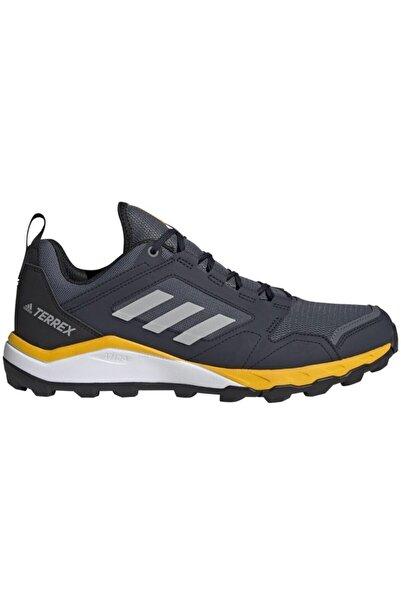 adidas Terrex Agrivic Tr Onix Grey Blue Yellow Black (ef6857)