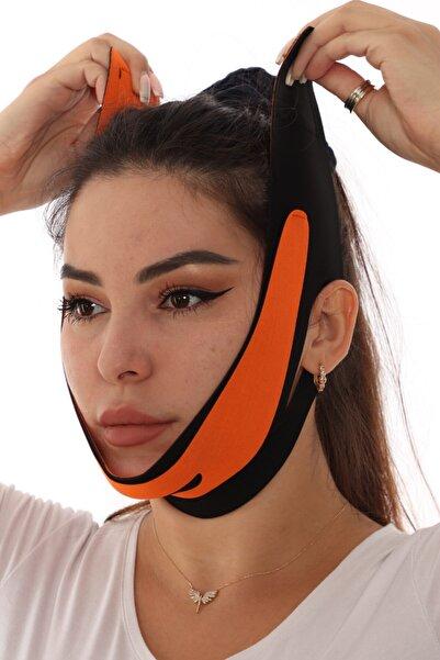 crıtıcman Unisex Çene Bandı Gıdı Toparlayıcı,şekillendirici,horlama Önleyici Yüz Korsesi