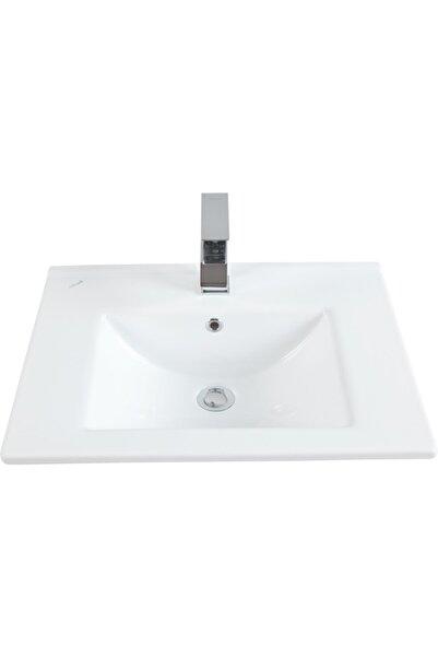 Creavit Su060 Su Dolap Uyumlu Lavabo 45x60 Cm Beyaz