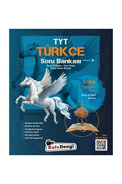 Kafa Dengi Yayınları Kafadengi Tyt Türkçe Orta Ve Ileri Düzey Soru Bankası