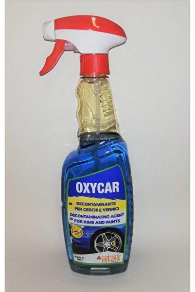 İtalyan ATAS Oxycar Iron Cut Ph Nötür Demir Tozu Temizleyici 500ml