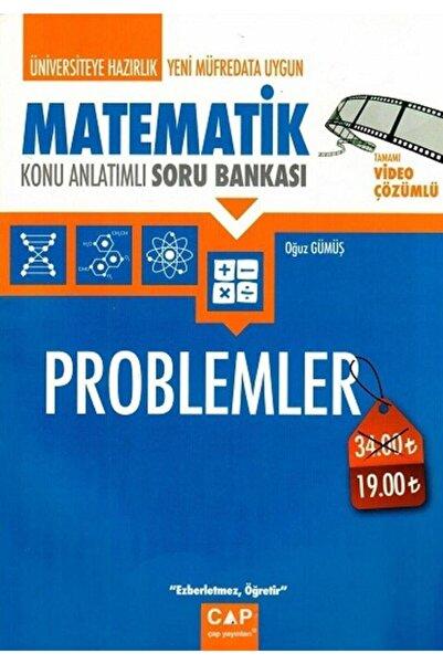 Çap Yayınları Matematik Problemler Konu Anlatımlı Soru Bankası 2020