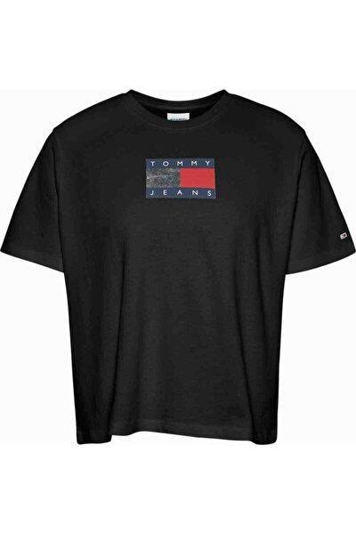 Tommy Hilfiger Tjw Crop Metallic Flag T-shirt