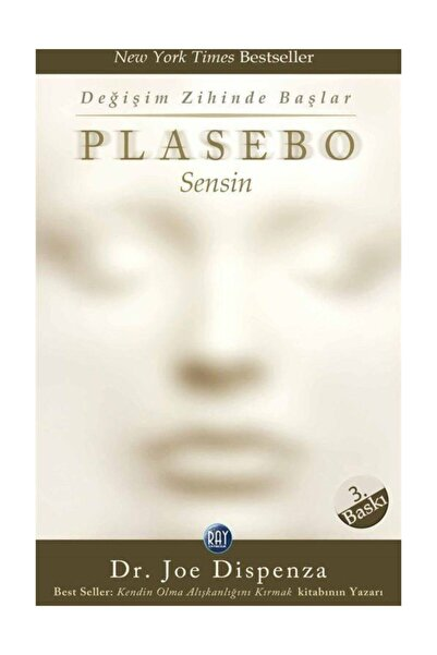 Ray Yayıncılık Plasebo Sensin