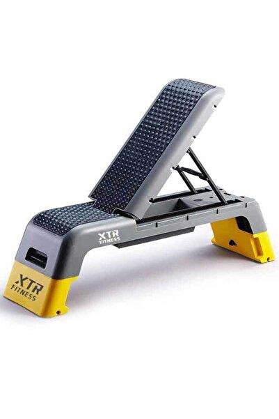 XTR Fitness Ayarlanabilir Bench Sehpası Ve Step Tahtası