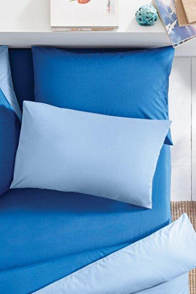 Yataş Bedding Noah Yastık Kılıfı 2'li - Açık Mavi