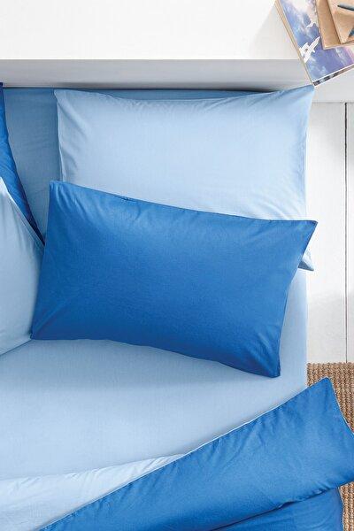 Yataş Bedding Noah Yastık Kılıfı 2'li - Açık Lacivert