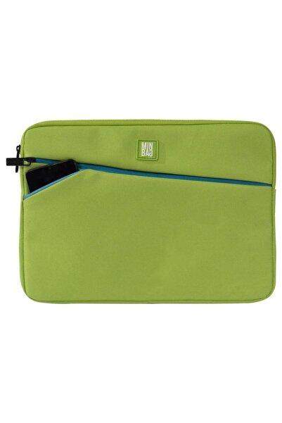 """Minbag Peter Laptop Çantası 15"""" 529-09 Fıstık Yeşili"""