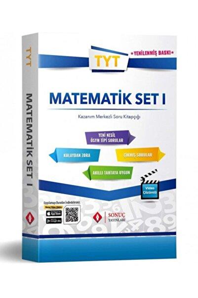 Sonuç Yayınları Tyt Matematik Set 1 Kazanım Merkezli Soru Kitapçığı 0.45