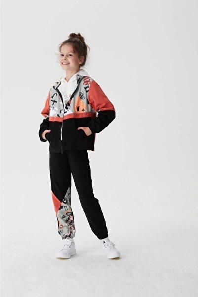 nk kids Unsea Kız Çocuk Ceketli Eşofman Takımı