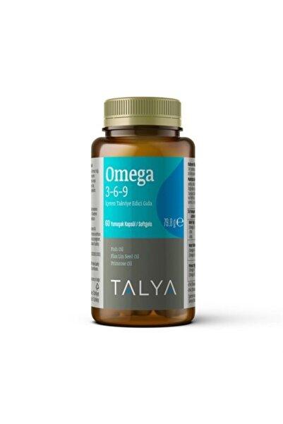 Talya Omega 3-6-9 Içeren Takviye Edici Gıda