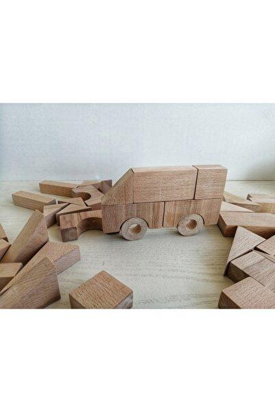 Woodeneya Ahşap Inşa Blokları