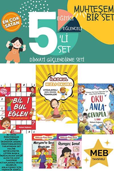 Erdem Yayınları 1. Sınıflar Için 5'li Muhteşem Bir Set Eğitici Öğretici Eğlendiren Evony Tonguç Tudem Yuva Ata