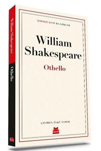 Kırmızı Kedi Yayınevi Othello William Shakespeare 9786052988701