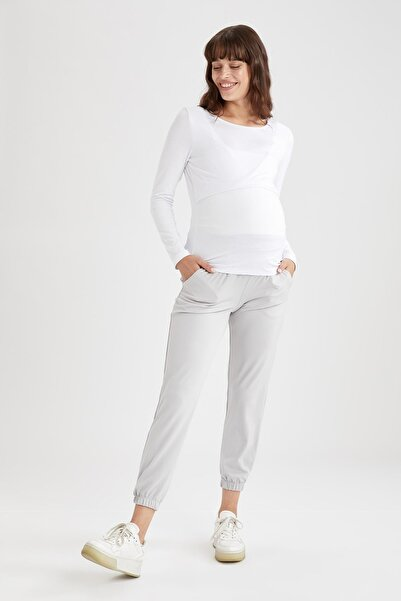 DeFacto Woman Knitted Maternity Bottoms