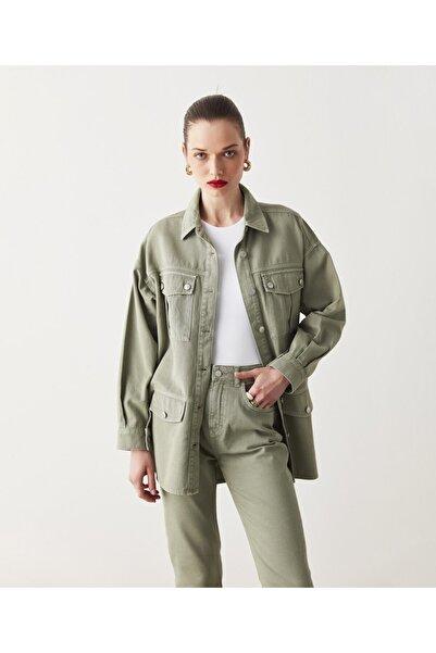 İpekyol Cep Detaylı Denim Ceket