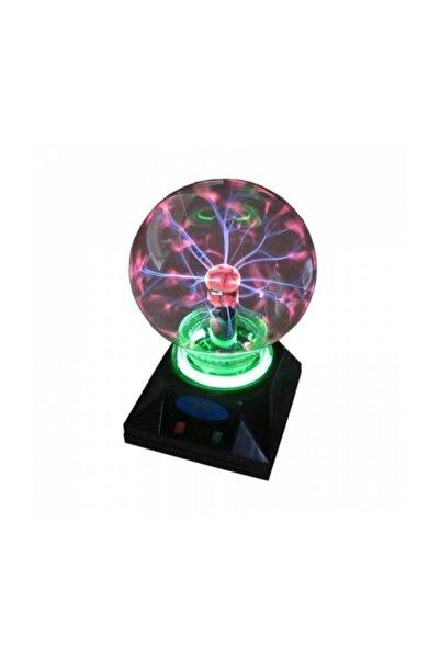ema Müzikli Gece Lambası Tesla Küresi Bobini Plazma Lamba Işık Sihirli Küre Cadı Küresi