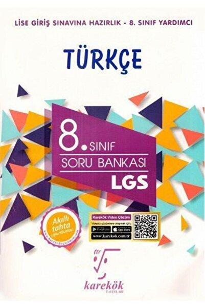 Karekök Yayınları 8. Sınıf Lgs Türkçe Soru Bankası