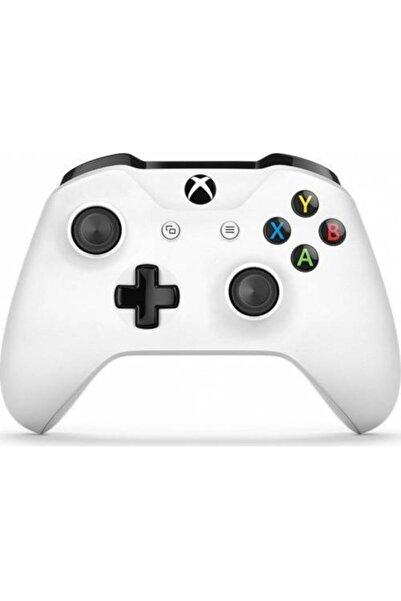 MICROSOFT Xbox One S Kablosuz Joystick Pc Uyum- Beyaz Teşir Ürünü