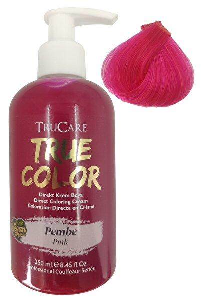 Trucare Truecolor Vegan Saç Boyası Pembe 250 ml