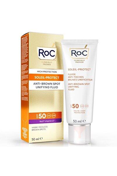 Roc Leke Karşıtı Güneş Bakım Kremi Spf50+ 50 ml
