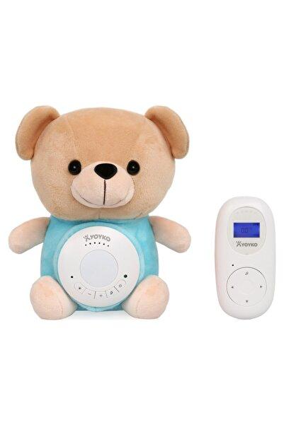YOYKO Bear Dijital Bebek Telsizi Mavi
