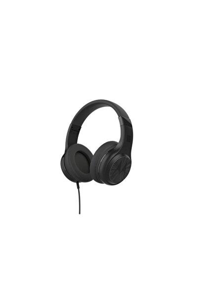 Motorola Pulse 120 Bass Kablolu Kulaküstü Kulaklık Siyah